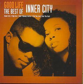 Inner City - Good Life - Best Of Inner City (CD)