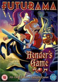 Futurama: Bender's Game - (Import DVD)