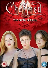Charmed: Season 6 - (Import DVD)