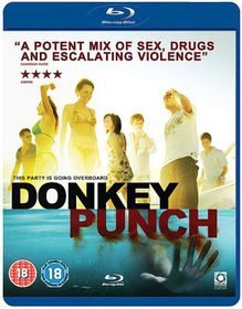 Donkey Punch - (Import Blu-ray Disc)