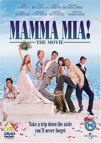 Mamma Mia! - (Import DVD)