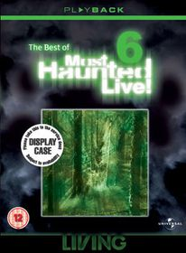 Most Haunted: Live 6 - (Import DVD)