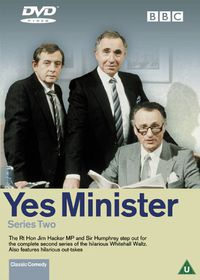 Yes Minister-Series 2 - (Import DVD)