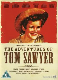 The Adventures of Tom Sawyer - (Import DVD)