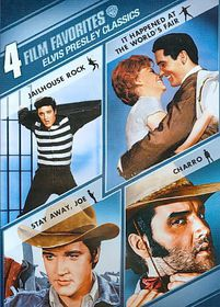 4 Film Favorites:Elvis Presley Classi - (Region 1 Import DVD)