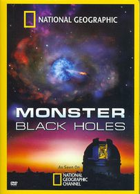 Monster Black Holes - (Region 1 Import DVD)