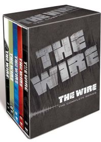 The Wire: The Complete Seasons 1-5 (Import DVD)