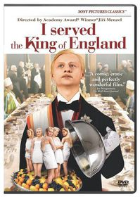 I Served the King of England - (Region 1 Import DVD)
