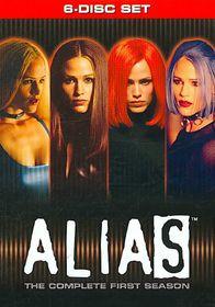 Alias:Complete First Season - (Region 1 Import DVD)
