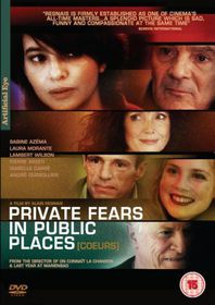 Private Fears in Public Places - (Import DVD)
