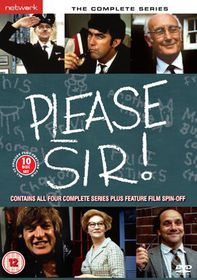 Please Sir!: Complete Series (Box Set) - (Import DVD)