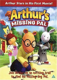 Arthur's Missing Pal - (Import DVD)