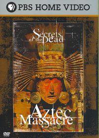 Secrets of the Dead:Aztec Massacre - (Region 1 Import DVD)