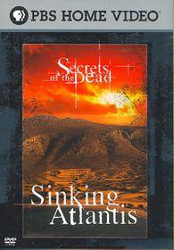 Secrets of the Dead:Sinking Atlantis - (Region 1 Import DVD)