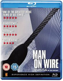 Man On Wire - (Import Blu-ray Disc)