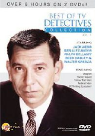 Best of TV Detectives Collection Vol - (Region 1 Import DVD)