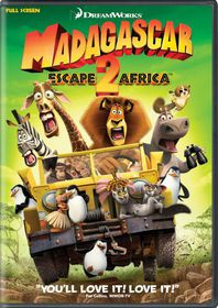 Madagascar:Escape 2 Africa - (Region 1 Import DVD)