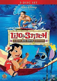 Lilo & Stitch:Big Wave Edition - (Region 1 Import DVD)