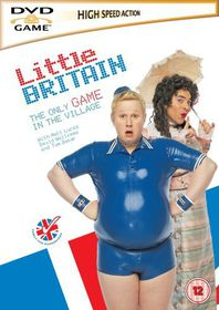 Little Britain: The Only Game In The Village (DVD Game) - (Import DVD)