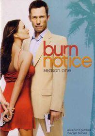 Burn Notice Season 1 (DVD)