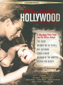 Pre Code Hollywood Collection - (Region 1 Import DVD)