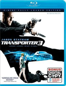 Transporter 3 - (Region A Import Blu-ray Disc)