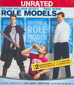 Role Models - (Region A Import Blu-ray Disc)