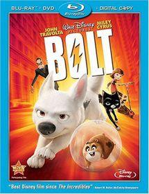 Bolt - (Region A Import Blu-ray Disc)