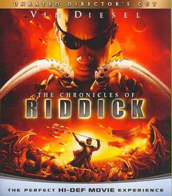 Chronicles of Riddlick - (Region A Import Blu-ray Disc)