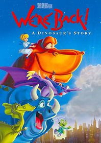 We're Back a Dinosaur's Story - (Region 1 Import DVD)