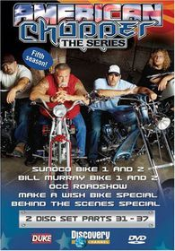 American Chopper: Parts 31-37 - (Import DVD)