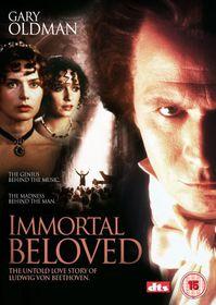 Immortal Beloved  - (Import DVD)
