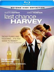 Last Chance Harvey - (Region A Import Blu-ray Disc)