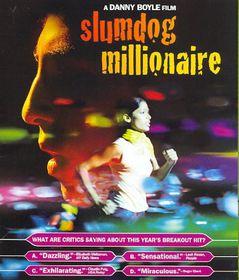 Slumdog Millionaire - (Region A Import Blu-ray Disc)