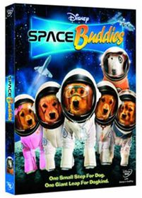 Space Buddies - (Import DVD)