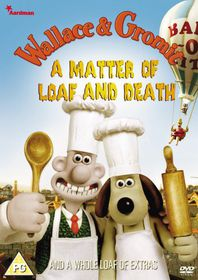 Wallace and Gromit: A Matter of Loaf and Death - (Import DVD)