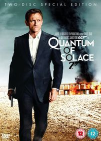 Quantum Of Solace (Special Edition) - (Import DVD)