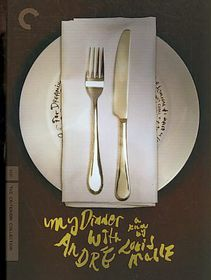 My Dinner with Andre - (Region 1 Import DVD)