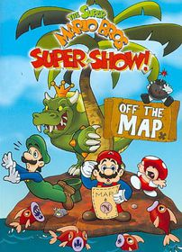 Off the Map - (Region 1 Import DVD)