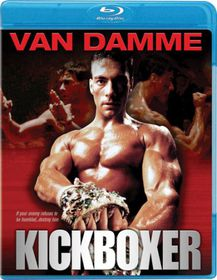 Kickboxer - (Region A Import Blu-ray Disc)