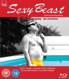 Sexy Beast - (Import Blu-ray Disc)