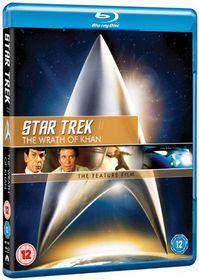 Star Trek 2 - The Wrath of Khan - (Import Blu-ray Disc)