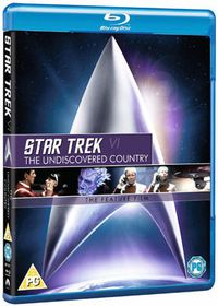 Star Trek 6 - The Undiscovered Country - (Import Blu-ray Disc)