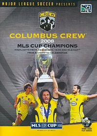 2008 Mls Cup Championship Game - (Region 1 Import DVD)