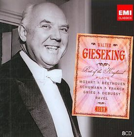 Gieseking Walter - Icon: Gieseking (CD)