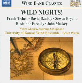 Wild Nights - Kansas University Wind Ens/weiss (CD)