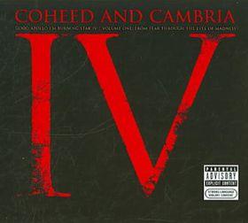 Coheed & Cambria - Good Apollo, I'm Burning Star IV, Vol 1 (CD)