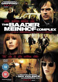 The Baader-Meinhof Complex - (Import DVD)