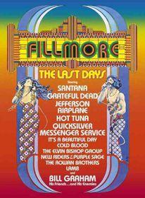Fillmore:Last Days - (Region 1 Import DVD)