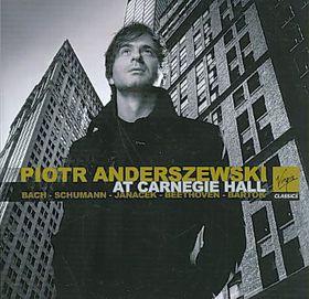 Anderszewski Piotr - At Carnegie Hall (CD)